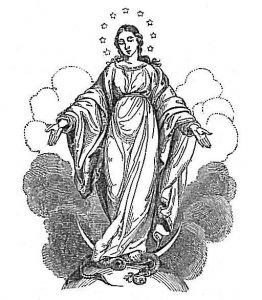 Immaculée Conception 1843  Congrégation de la Missiion | DR