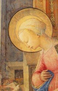 Vierge dans l'attente de l'enfantement | DR