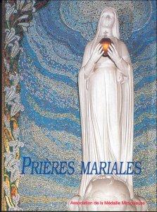Prières mariales de l'Association de la Médaille Miraculeuse