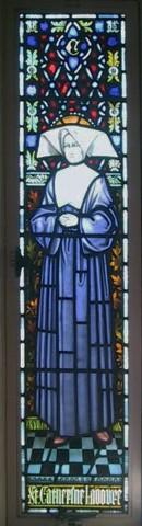Sr Catherine Labouré - vitrail