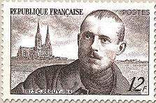 timbre Charles Péguy