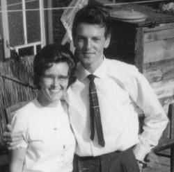 Leo de Bondt et son épouse
