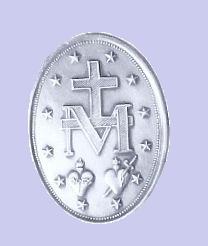 envers de la médaille miraculeuse