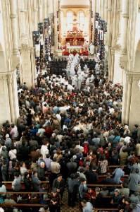Notre-Dame de Sheshan intérieur | DR