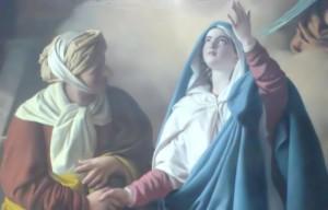 Visitation F. François Chapelle Saint Vincent de Paul Paris  DR