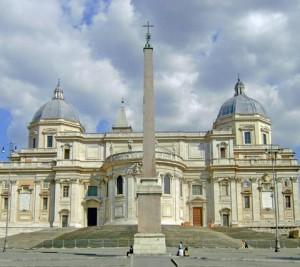 Sainte Marie Majeure façade | DR