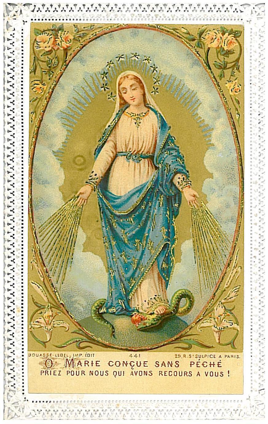 Notre Dame de la Médaille Miraculeuse - image 1900 environ