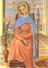 Marie future Mère | DR