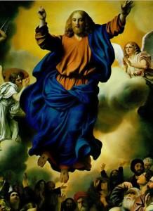 Ascension du Christ - F. François chapelle St Vincent de Paul  Paris VI