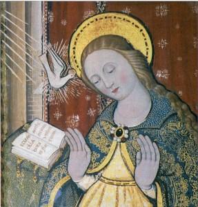 Marie Eglise de l'Annonciation sant Agata dei Goti | DR
