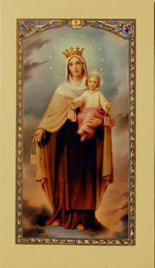 Neuvaine à Notre-Dame du Mont Carmel du 8 au 16 juillet 2010 Notre-Dame-du-Mont-Carmel