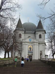 Hostýn_Bazilika