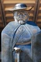 Damien statue du Capitole