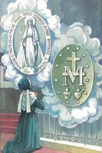 Soeur Catherine et la médaille miraculeuse