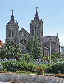 Cathédrale de Basse-Terre