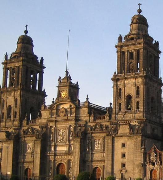 Guadalupe - ancienne basilique