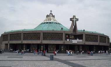 Guadalupe nouvelle basilique