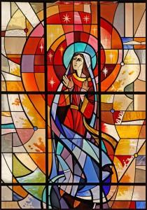 Vierge Marie - Laurence OP