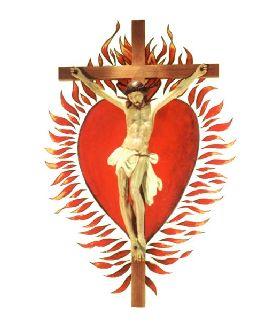 La charité de Jésus Crucifié nous presse