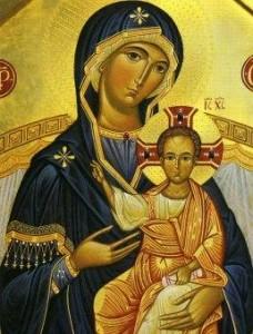 Mère de Dieu -Théotokos