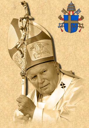 Saint Jean-Paul II - Vatican - DR