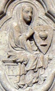la foi - cathédrale d'Amiens