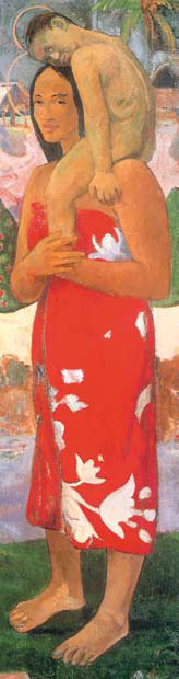 La Orana Maria Paul Gauguin 1848-1903