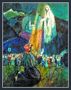 Notre-Dame de Lourdes Lawrence OP