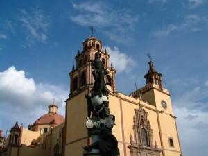 Basilique Notre-Dame de Guanajuato