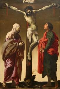 crucifixion Hendrick ter Brugghen XVIIe siècle