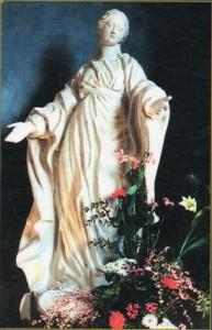 Marie médiatrice de toutes grâces - Béatitudes