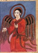 l'ange Gabriel-Djibril Téhéran
