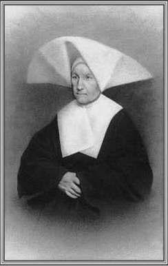 Soeur Catherine Labouré dans les derniers temps de sa vie