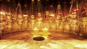 grotte de la Nativité Bethléem