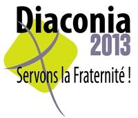 Diaconia 2013 logo