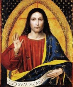 Jésus lumière du monde