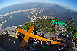 TOPSHOTS-BRAZIL-RELIGION-CATHOLICS-POPE-WYD-2013