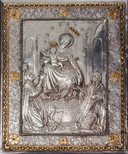 d'après Vierge de Pompei - 15 samedis