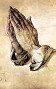 Mains-en-prière