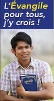 Semaine missionnaire mondiale l'Évangile pour tous j'y crois