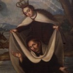 Marie vient à l'aide de Jean de la Croix