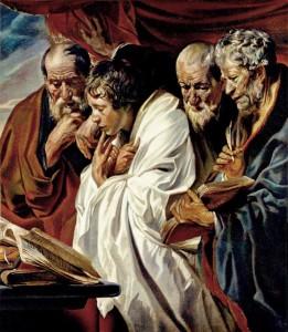4 evangelistes
