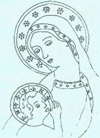 Marie et J'enfant Jésus