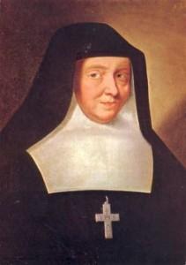 Ste Jeanne de Chantal