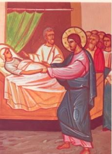 Résurrection de la fille de Jaïre