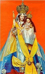 Notre-Dame de Quinche patronne de l'Equateur
