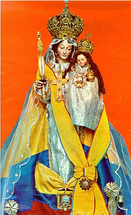Notre-Dame de Quinche patronne de l'Équateur