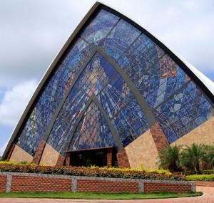 Sanctuaire  de la divine Miséricorde - Guayaquil