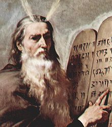 moïse - ribera