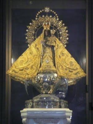 La Vierge de Cobre